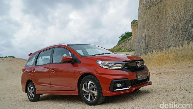 Honda Bukukan Penjualan 17.688 Mobil