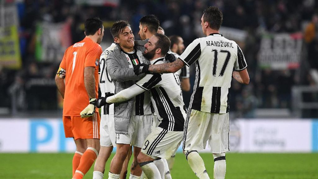 Lippi Sebut Juve Favorit Kuat Juara Liga Champions