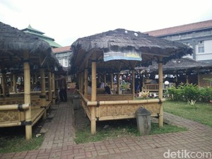 Begini Penampakan Saung Elite di Lapas Sukamiskin Bandung