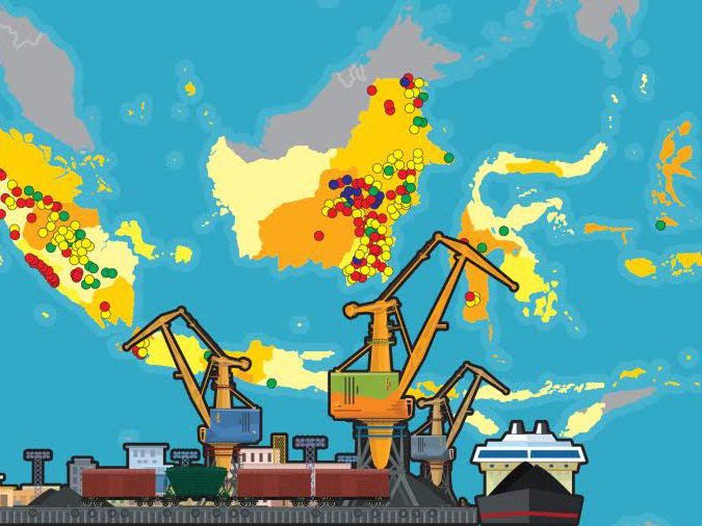 Profil Tambang Emas & Batu Bara Tersangka Jiwasraya yang Diambil BUMN
