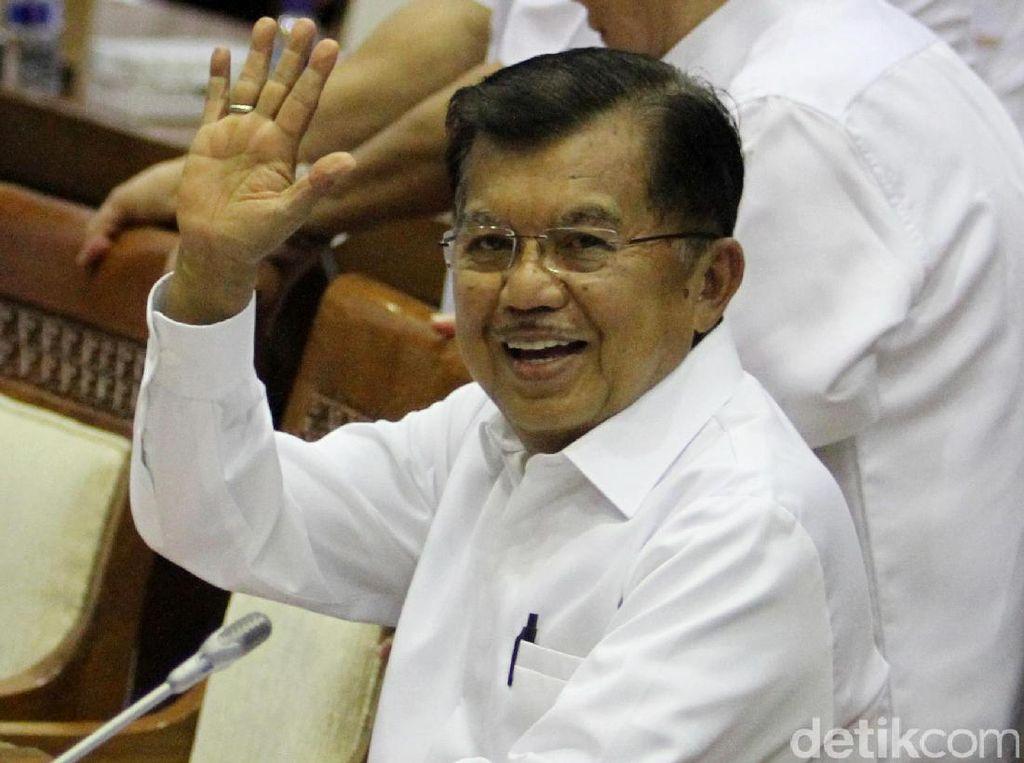 JK Berharap Kasus Chappy Hakim dan Politikus Hanura Bisa Selesai