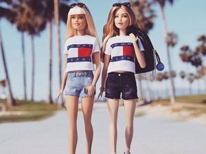 <i>So Cute</i>! Boneka Barbie Ini Mirip Banget Gigi Hadid