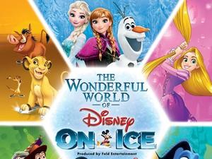 The Wonderful World of Disney on Ice Siap Digelar 20-23 April