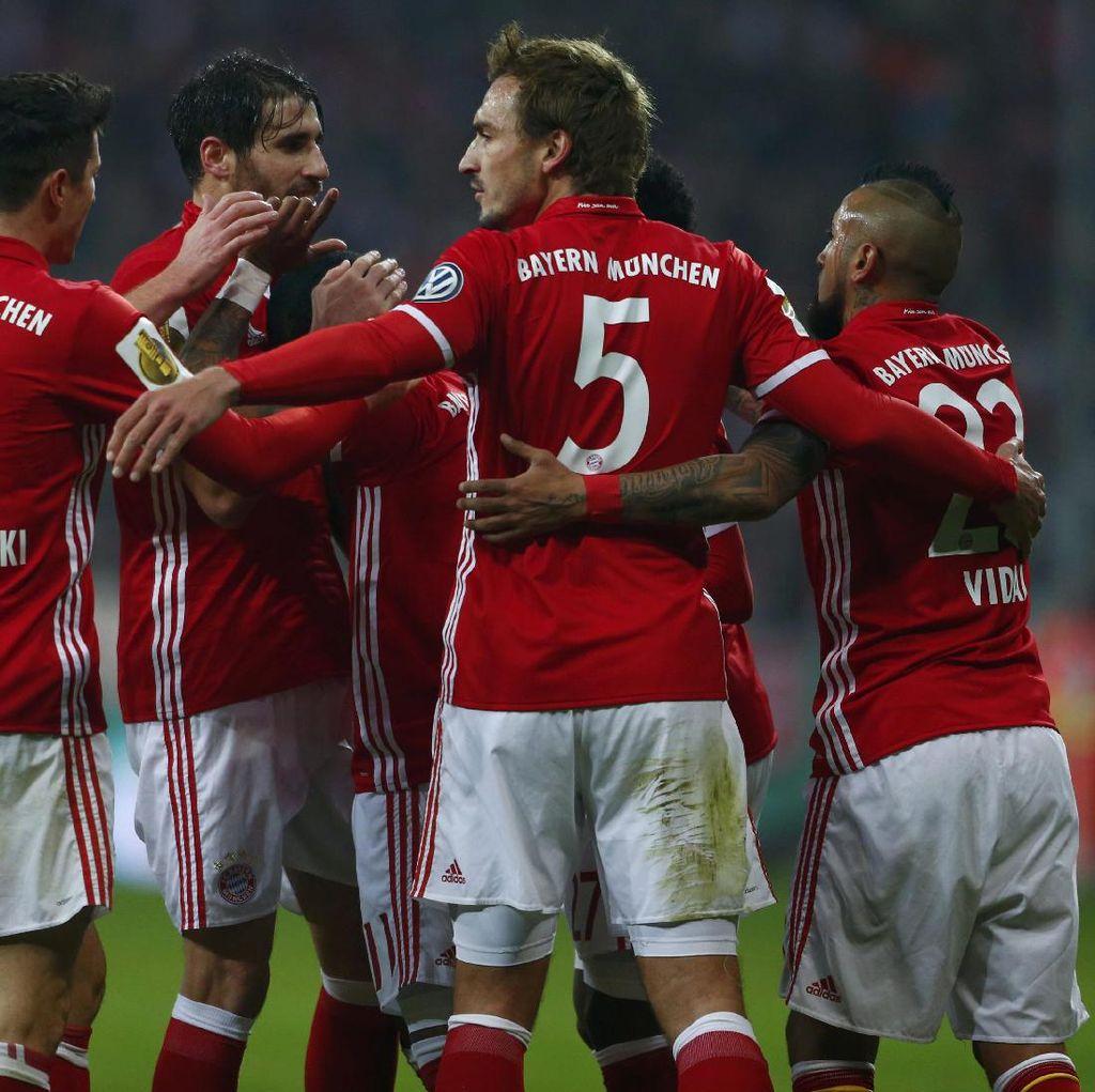 Ancelotti: Bayern Hanya Kurang Gol Kedua