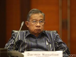 Harga Gabah Anjlok, Jokowi Panggil Darmin, Sri Mulyani dan Amran