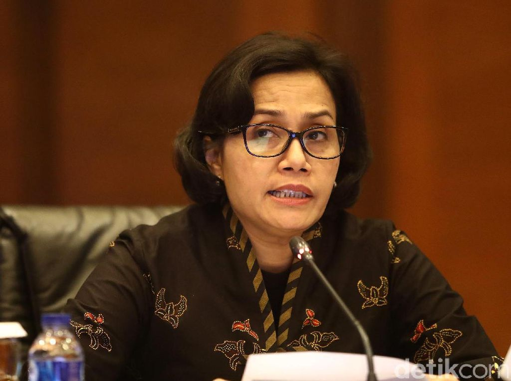 Sri Mulyani Ramal Perang Dagang AS-China Masih Panjang