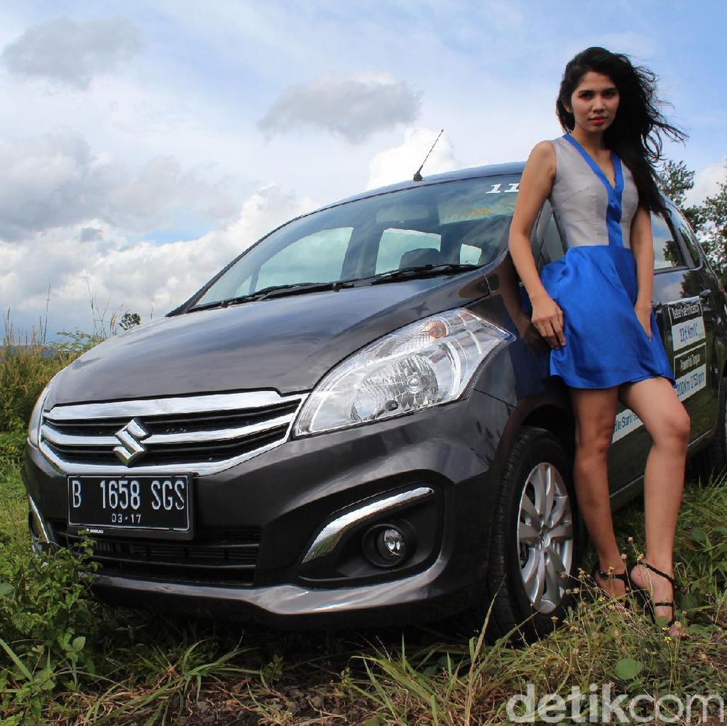Sayang, Suzuki Ertiga Diesel Tak Ada Pilihan Transmisi Matik