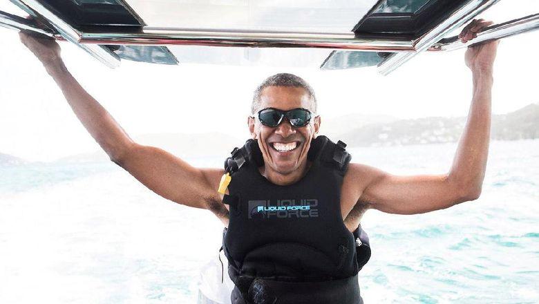 Obama ke Indonesia: ke Bali Hingga Makan Siang dengan Jokowi