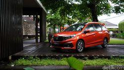 Soal Small MPV Mitsubishi, Honda: Mitsubishi Bukan Kompetitor