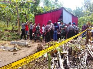 Tim Forensik Ambil Organ Dalam Jasad Taruna ATKP Makassar