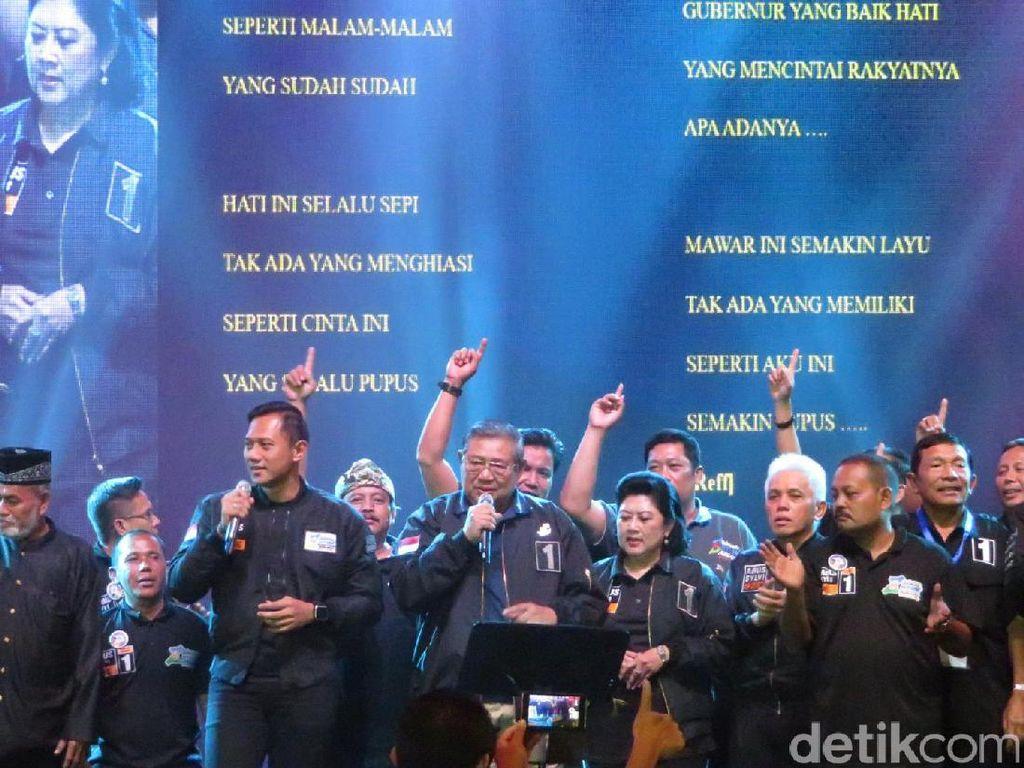 Ini Alasan Agus Yudhoyono Kumpulkan Relawan di Sentul