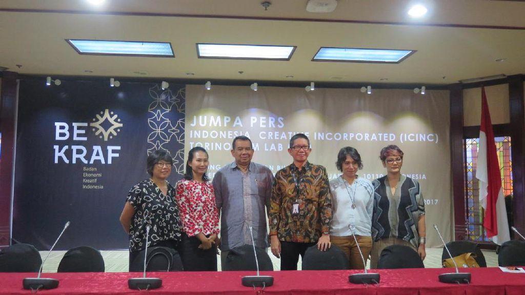 Ini Cara Bekraf Kembangkan Perfilman Indonesia