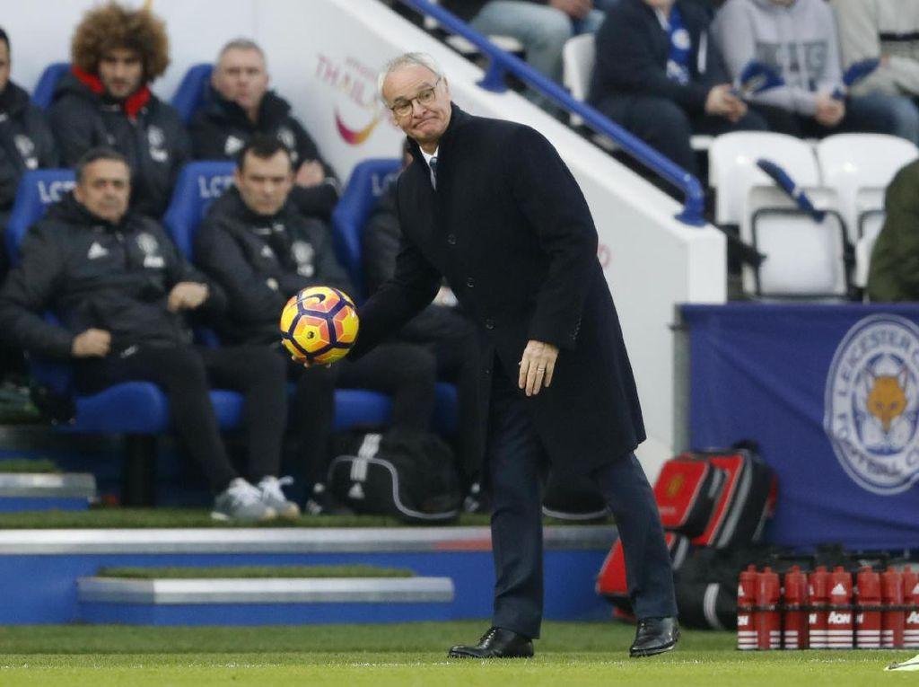 Balik ke Premier League, Ranieri Jadi Manajer Baru Fulham