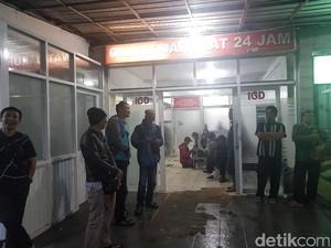 Bocah yang Ususnya Tertempel Koin Dirawat di RSUD Kota Sukabumi