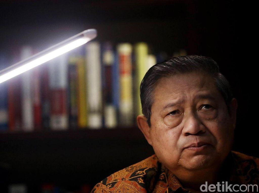 SBY Merasa Dituduh Jadi Dalang, Pemerintah Tak Tunjuk Siapa-siapa
