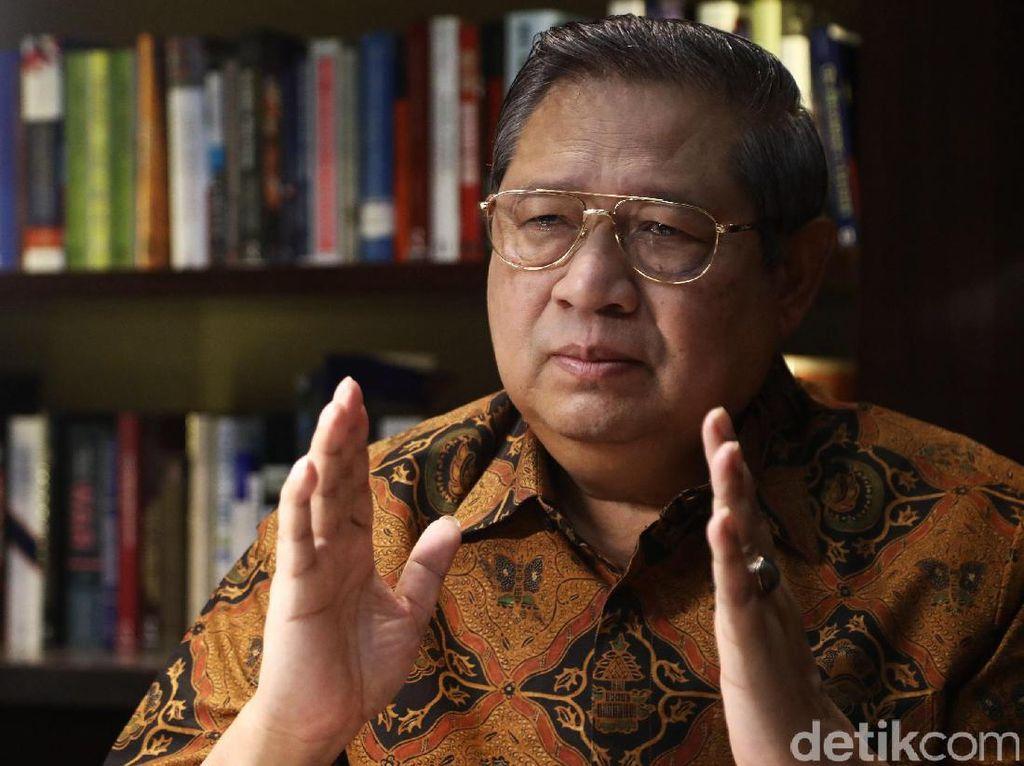 Kala SBY Mengukur Jokowi