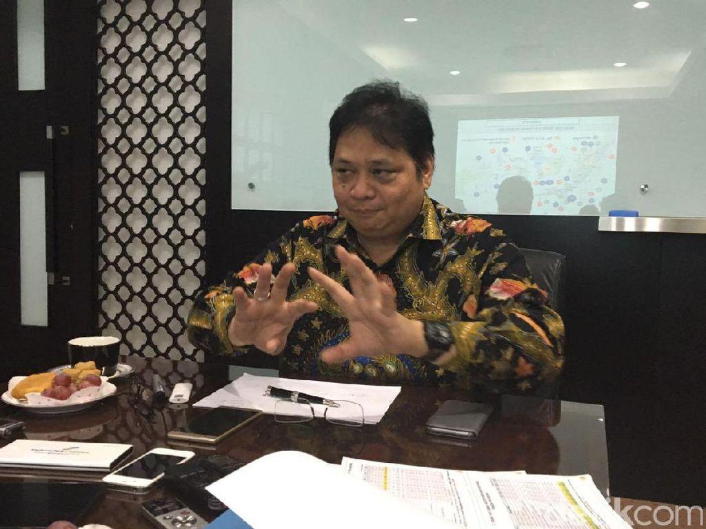 Menperin Usul Insentif Pajak Industri Pengolahan ke Sri Mulyani