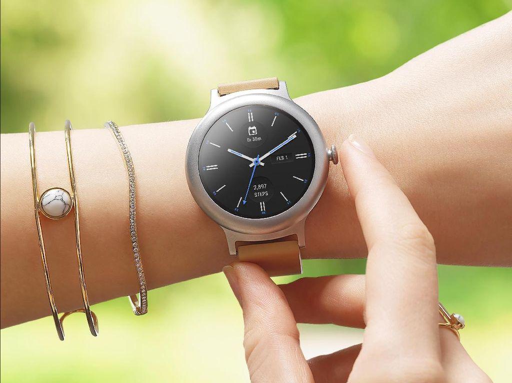 Lebih Dekat dengan Jam Android LG Style dan Sport