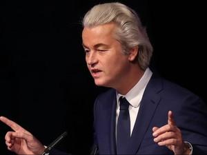 Wilders, Politikus Anti-Muslim Endus Kemenangan di Pemilu Belanda