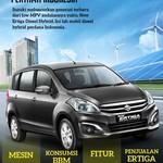 Mobil Diesel Hybrid Perdana Indonesia