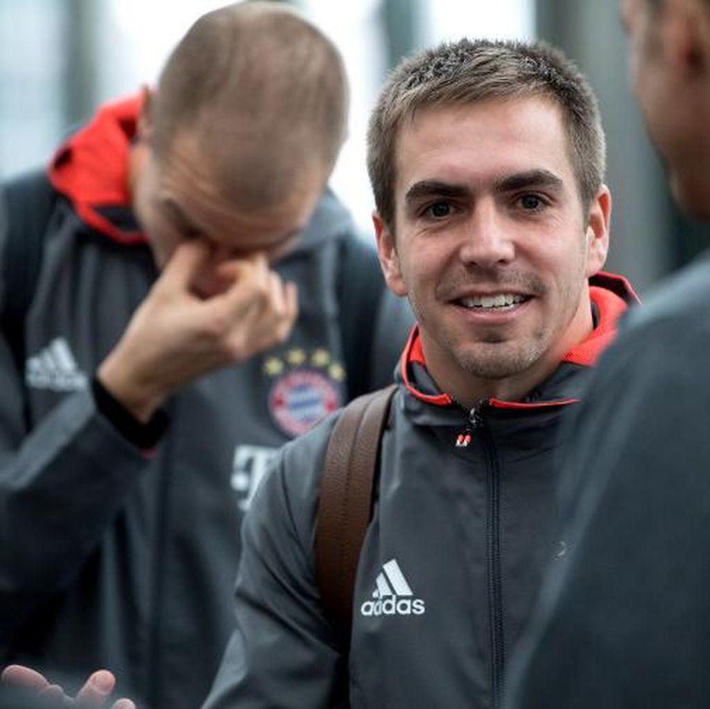 Pintu Bayern Akan Selalu Terbuka untuk Lahm