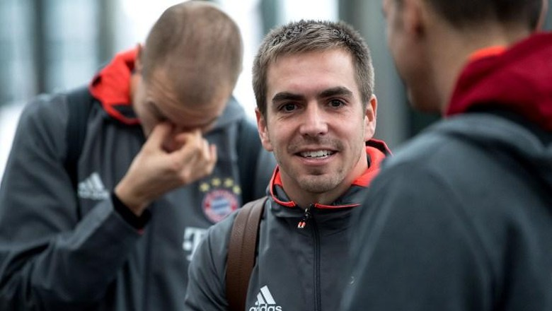 Lahm Tolak Posisi Direktur Olahraga Bayern