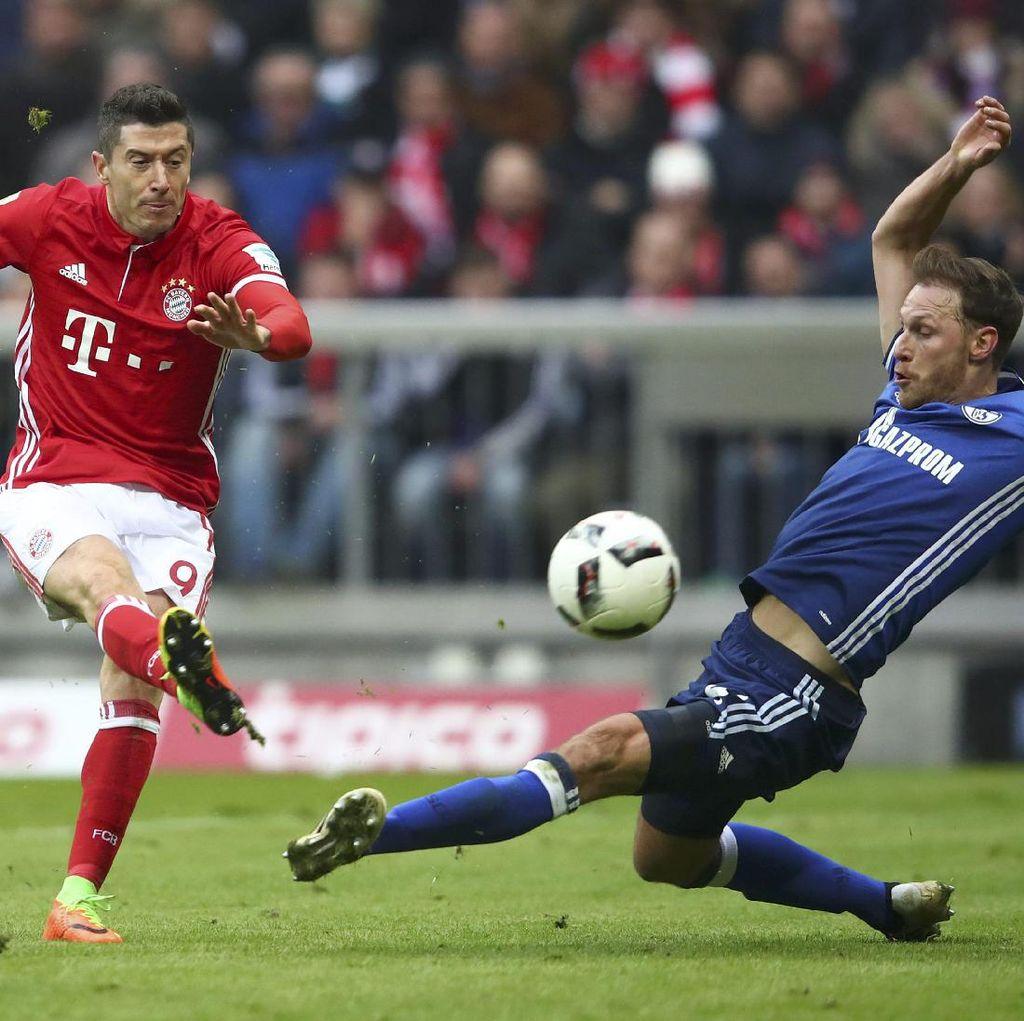 Bayern Ditantang Schalke di Perempatfinal