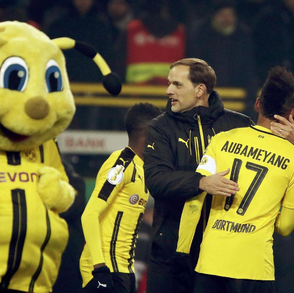 Tuchel: Penyelesaian Akhir Dortmund Buruk, tapi Pantas Menang