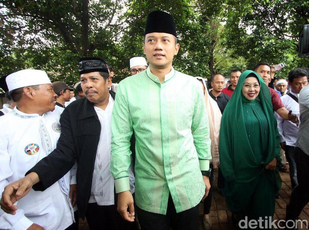 Kader PKB Jaksel Dukung Anies, Agus Yudhoyono: Nggak Ada Itu