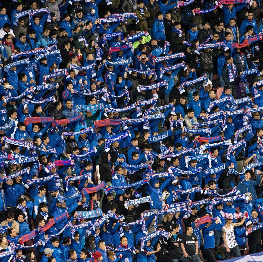 Gagal ke Fase Grup Liga Champions Asia, Shenhua Minta Maaf ke Fans