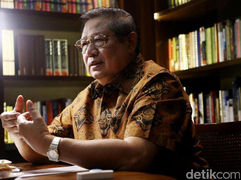 SBY: Gelap Politik Jika Ada Transaksi untuk Bangun Koalisi