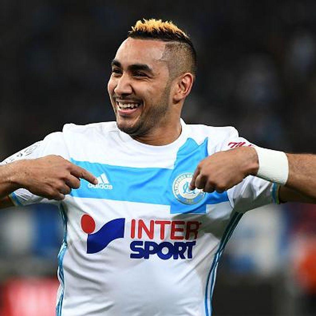 Leganya Payet Usai Bikin Gol untuk Marseille