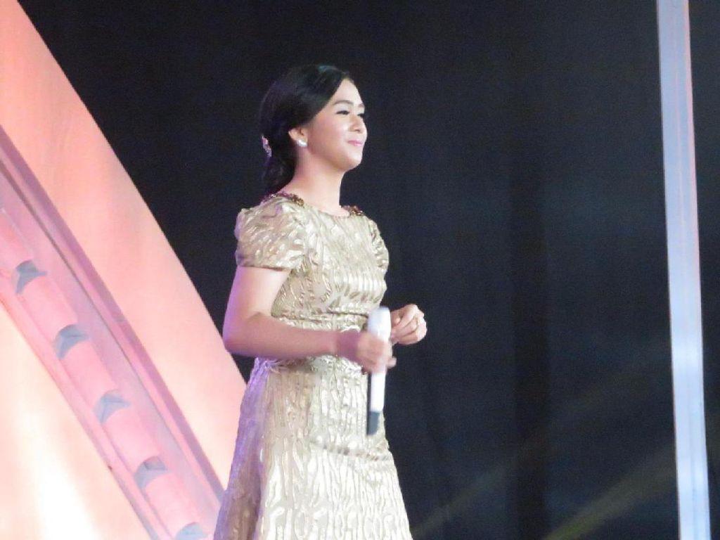 Apa Kata Putri Ayu Soal Lip Sync di Pembukaan Asian Games?