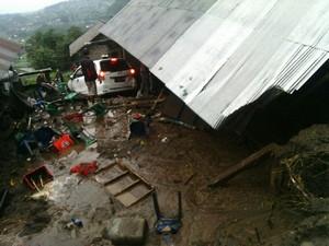 Longsor di Kintamani Bali, 7 Orang Tewas