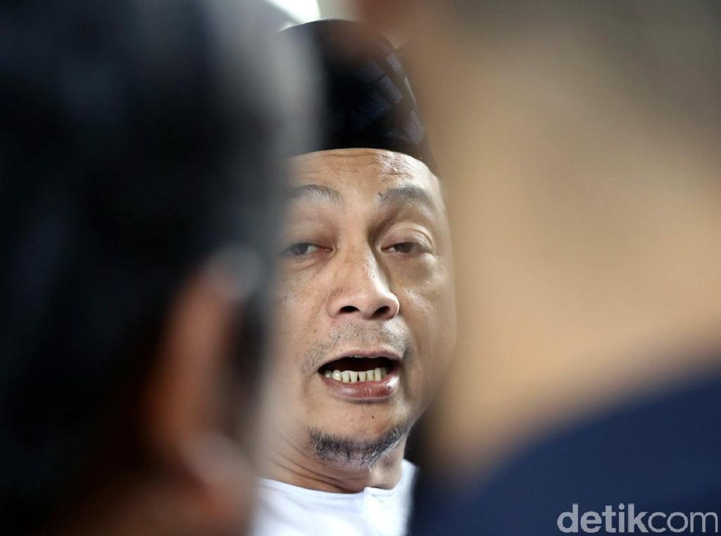 Prabowo Disebut Minta Bachtiar Nasir Ikuti Prosedur Hukum
