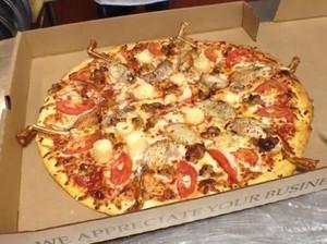 Ingin Buktikan Pizza Menyehatkan, Mahasiswi Ini Makan Pizza Saja Selama Sebulan