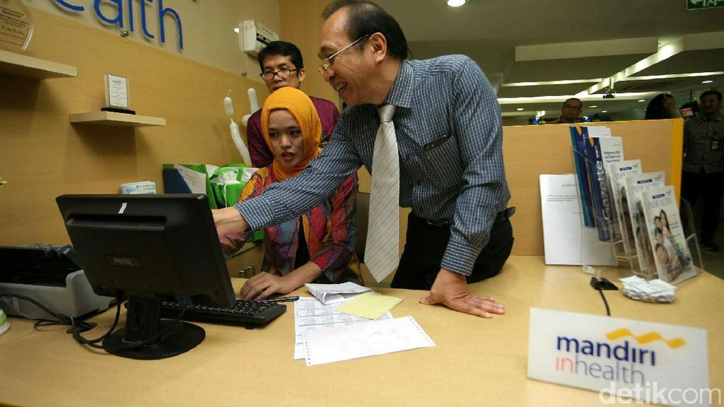 Mandiri Inhealth Resmikan Konter di RS Awal Bros