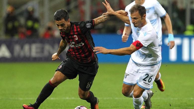Milan Diadang Lazio, Kans untuk Juventus, Inter, dan Napoli