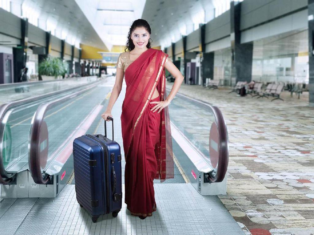 Data BPS: 1.600 Turis India Masuk Indonesia Januari-Maret