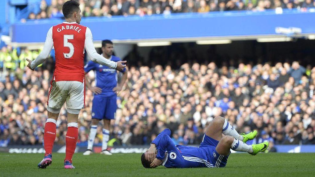 Pemain Paling Sering Dilanggar di Premier League 2016-17 Sejauh Ini