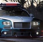 Rolls-Royce Wraith Ini Tampil Layaknya Mobil Balap