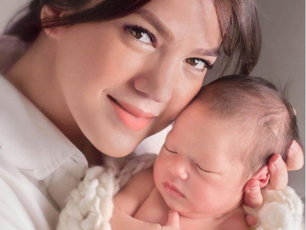 Pasca Melahirkan, Alice Norin Sempat Alami Baby Blues