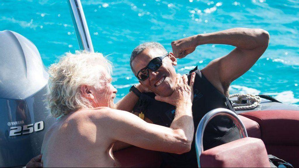 Obama Leha-leha di Karibia, Bagaimana Para Eks Presiden AS Lain?