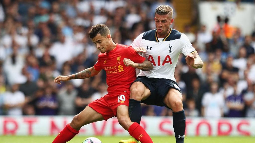 Menantikan Duel Seru Spurs vs Liverpool di Wembley