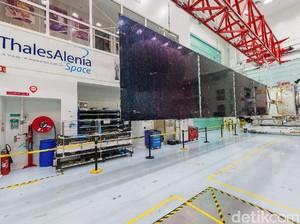Bidan Telkom 3S Belajar dari Kasus Satelit Palapa D