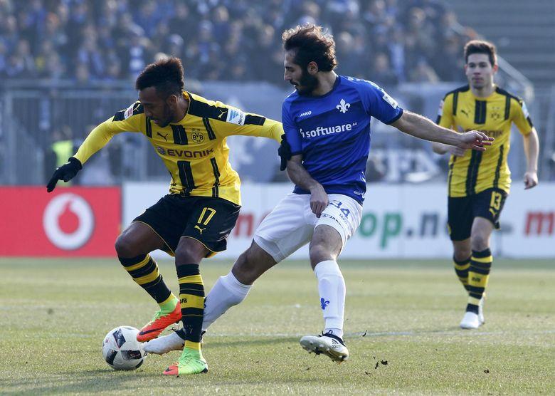 """Bandar Poker - Borussia Dortmund Kalah Di Kandang Darmstadt"""