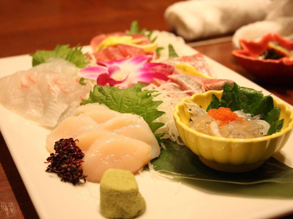 Maknyus! Wisata Kuliner Sashimi Lezat dari Nagoya