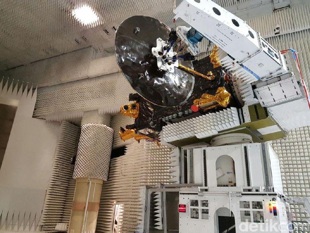 Gantikan Indosat, Telkom Siap Luncurkan Satelit Broadband