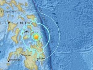 Korban Jiwa Gempa Filipina Bertambah Jadi 6 Orang, 126 Luka-luka