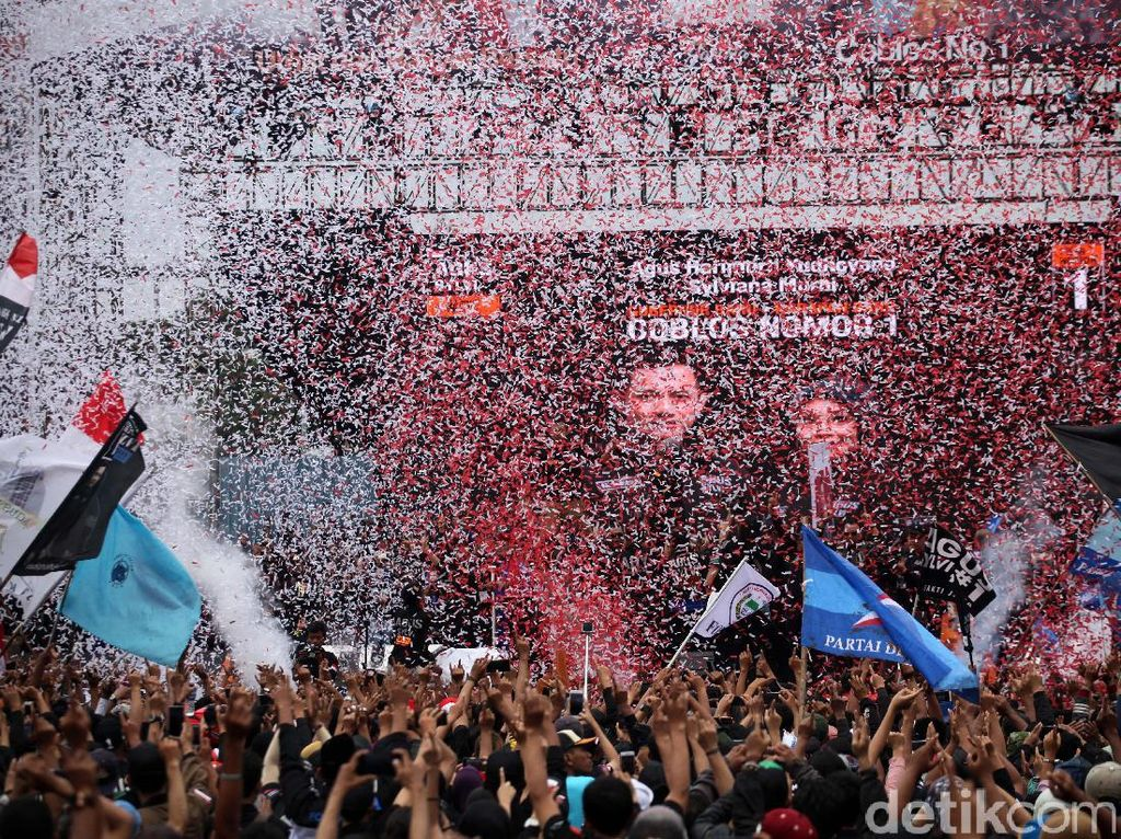 Tim Agus-Sylviana Habiskan Rp 68,954 M untuk Kampanye